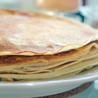 #4  simple crêpes