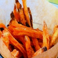 #204 sweet potato fries