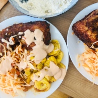 #270 pollo chuco